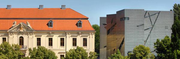 Das Jüdische Museum Berlins   Jüdisches Museum Berlin