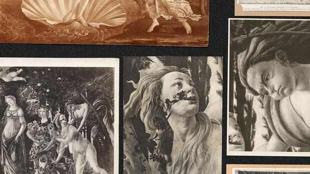 FÄLLT AUS! Kunst-Dialoge: Aby Warburg – Bilderatlas Mnemosyne
