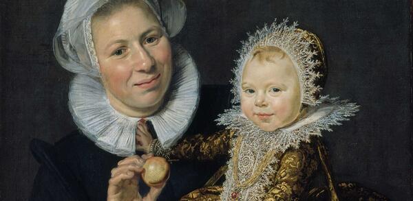 Frans Hals: Catharina Hooft mit ihrer Amme, 1619/1620 | © Staatliche Museen zu Berlin, Gemäldegalerie / Jörg P. Anders