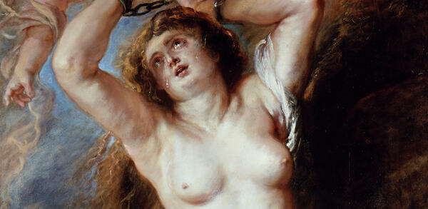 Peter Paul Rubens: Andromeda, 1577–1640   © Staatliche Museen zu Berlin, Gemäldegalerie / Jörg P. Anders