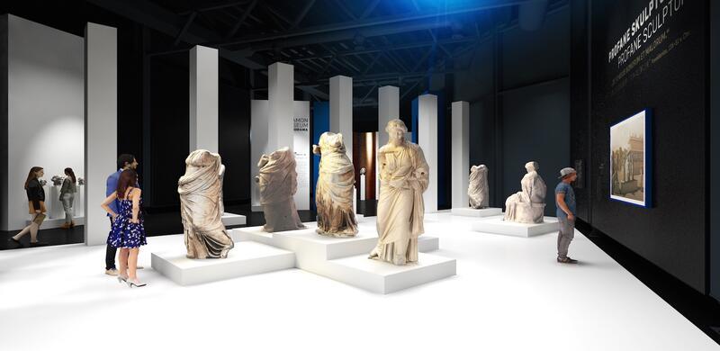 Pergamon. Meisterwerke der antiken Metropole und 360°-Panorama von Yadegar Asisi