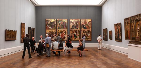 © Staatliche Museen zu Berlin, Gemäldegalerie / Achim Kleuker