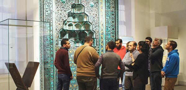 © Staatliche Museen zu Berlin, Museum für Islamische Kunst / Anton Roland Laub