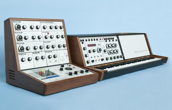 Synthesizer EMS VCS 3 MK II mit EMS Sequenzer 256 | (c) SIMPK / Foto: Anne-Katrin Breitenborn