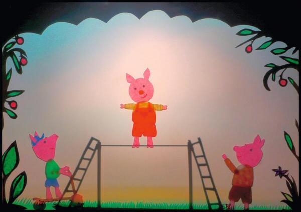 Die 3 kleinen Schweinchen   Maik Zoellner