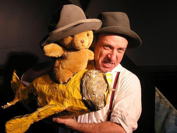Die fantastische Geschichte vom fliegenden Bären