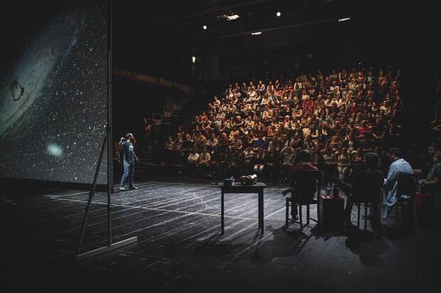 Weltverbesserer Science Slam – Macher & Denker