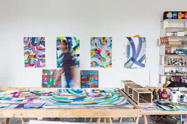 artspring | Studio Carlos-Silva
