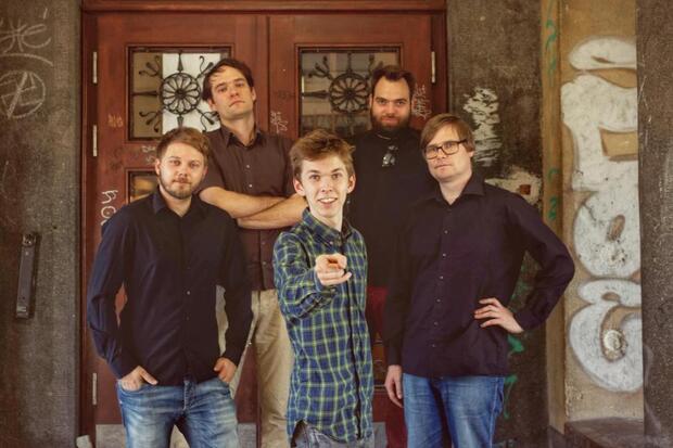Zentralkomitee Deluxe – Lesebühne und Poetry-Slam-Show