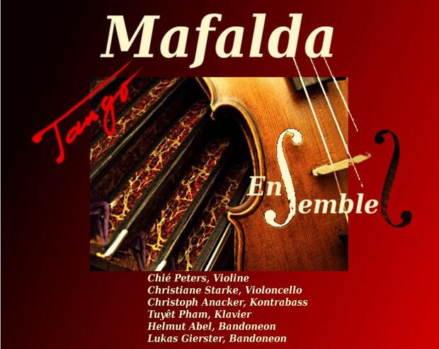 Vuelvo al Sur – Ich gehe nach Süden zurück: Mafalda Ensemble