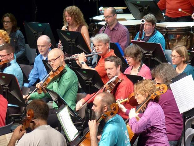 Berliner Orchestertreff: Sinfonie-und Kammerorchester, Bigbands, Blechbläserensembles, Blas- und Zupforchester, Gitarrenensembles u. a.