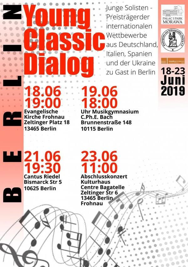 Young Classic Dialog Plakat | Promo