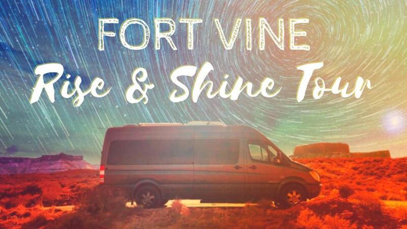 Fort Vine, support: Josias Ender