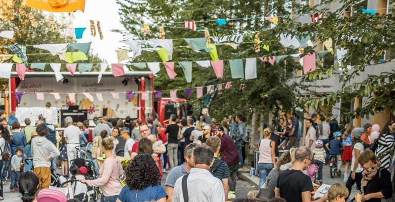 4. Zelterstrassenfest