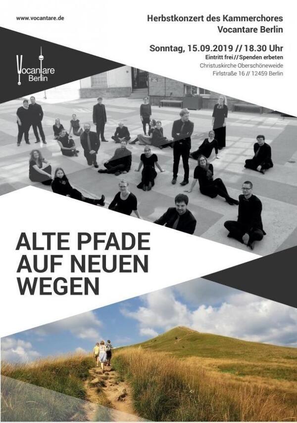 Kammerchor Vocantare Berlin | Jonathan Jura, Nils Jensen, Vocantare Berlin
