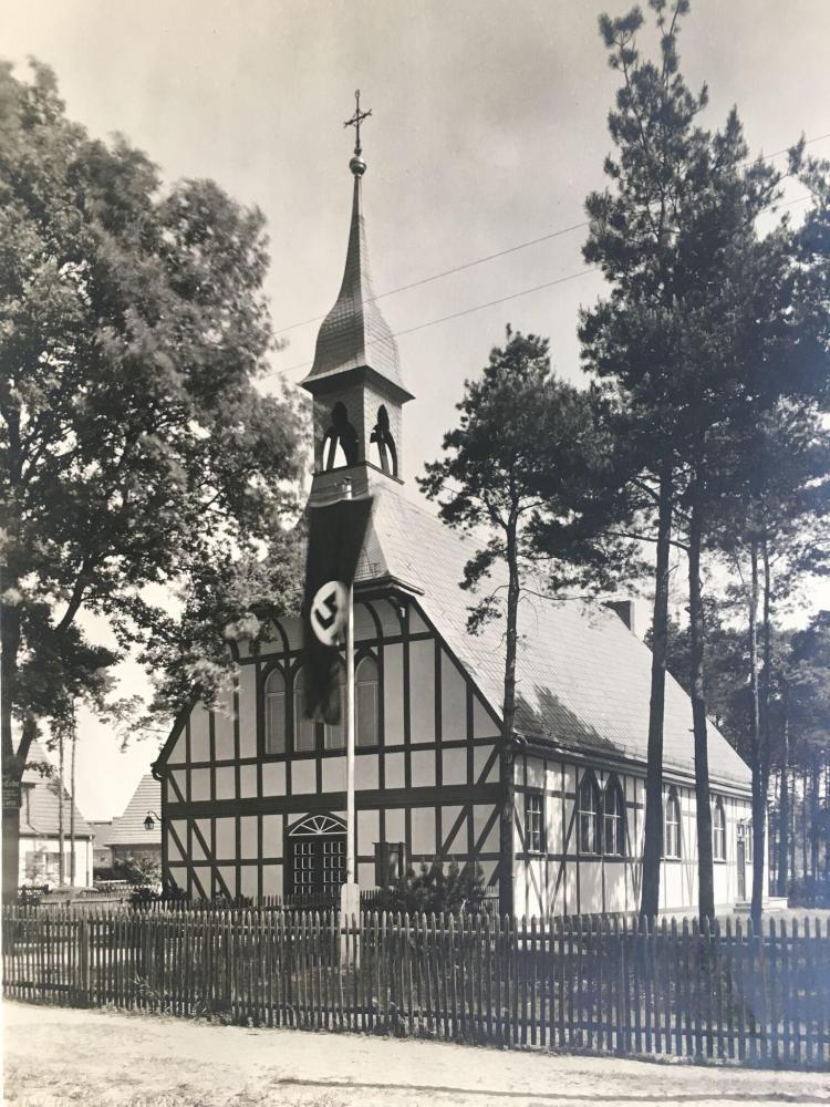 Kämpferisches Christentum und völkische Gesinnung – Spandauer Kirchen im Nationalsozialismus