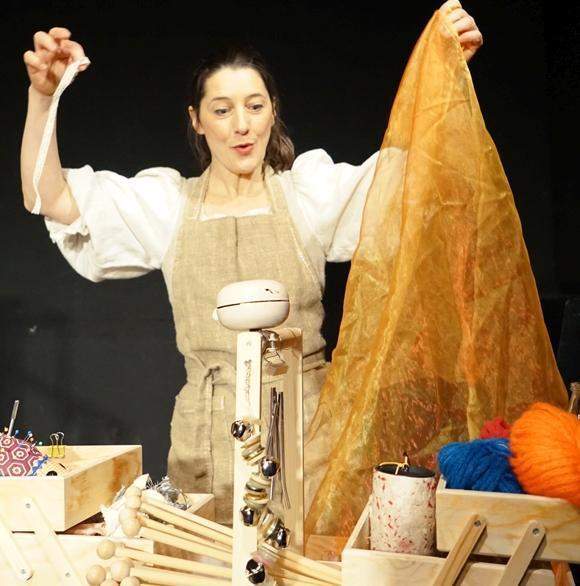 Theater Malinka_Auf der Suche nach der Dunkelheit | Kathrin Brunner