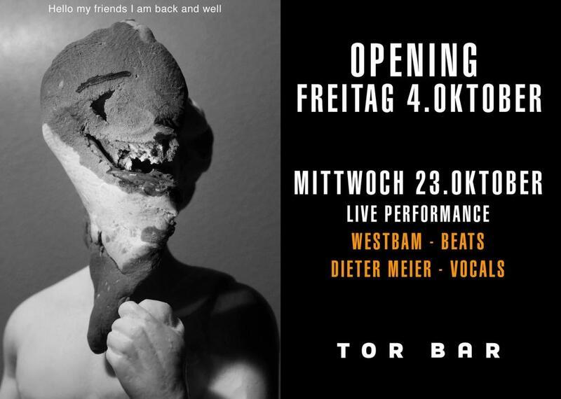 Eröffnung: Westbam x Dieter Meier x Torbar