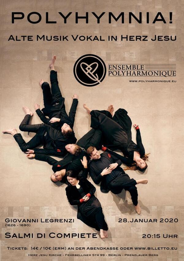 Plakat Polyhymnia | Polyharmonique