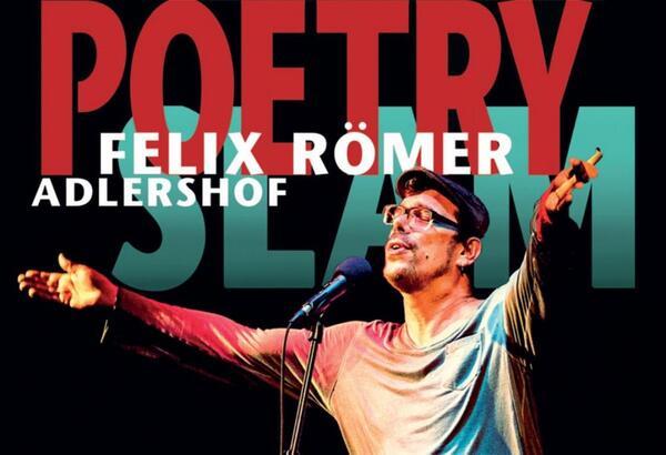 Poetry Slam Adlershof   Marvin Ruppert, Monika Krenkel