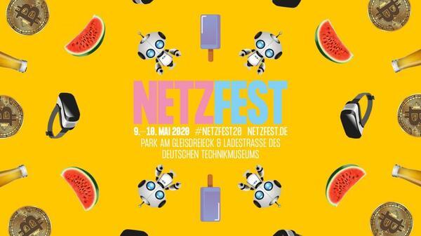 Netzfest 2020   republica GmbH