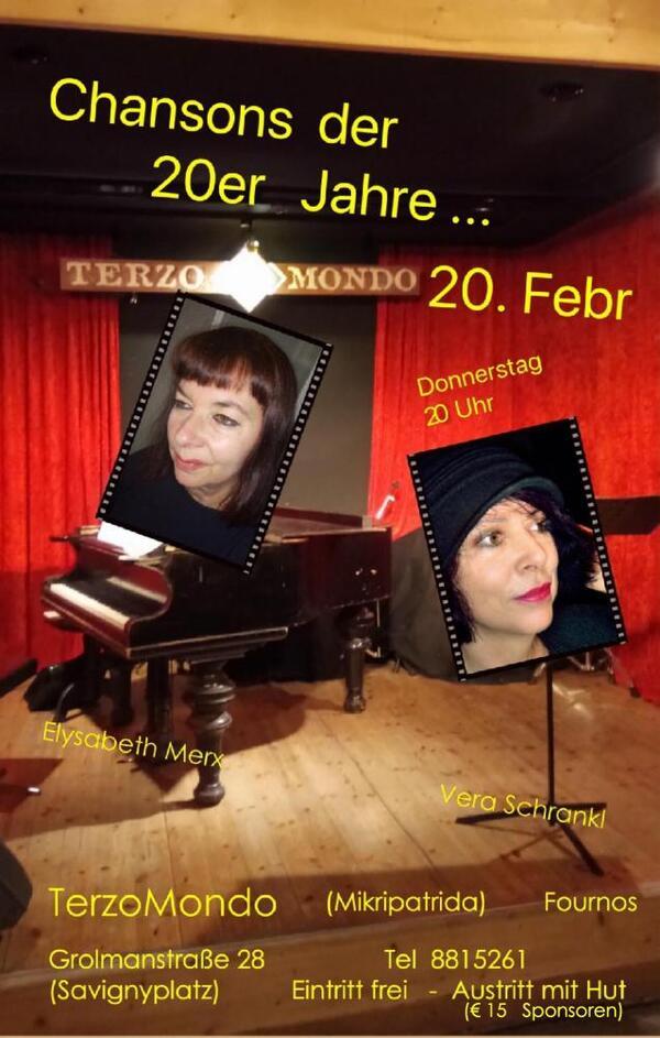 Chanson 2002202020 | Vera Schrankl