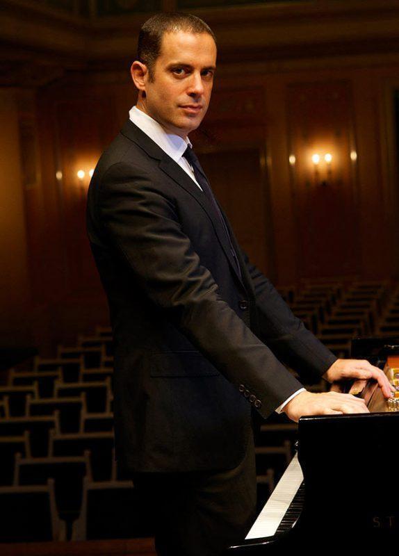 FÄLLT AUS! Entelechia Music Festival: Klavierabend Amir Katz