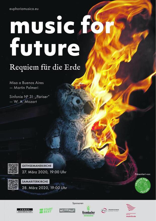 FÄLLT AUS! music for future: euphoria musica