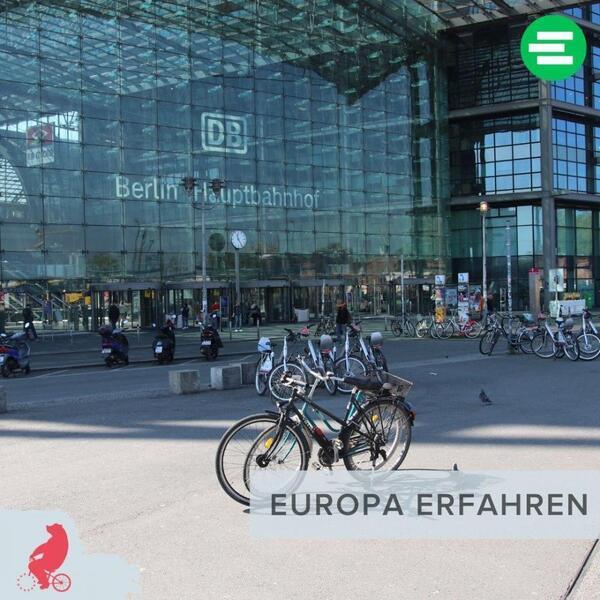 Europe Erfahren | Junge Europäische Bewegung Berlin-Brandenburg