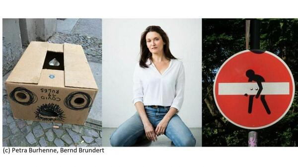 Petra Burhenne und Bernd Brundert