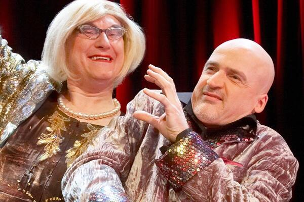 Emmi & Herr Willnowsky | Paul Schimweg