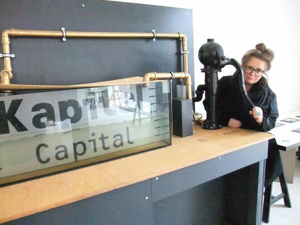 Das Museum des Kapitalismus | Foto: Xenia Balzereit