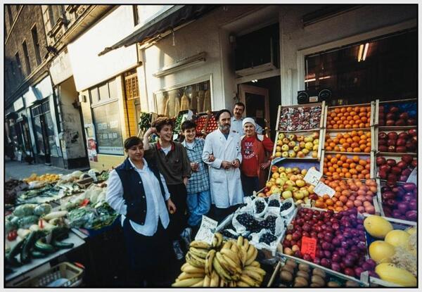Türkisches Lebensmittelgeschäft | Ergun Çağatay © Stiftung Stadtmuseum Berlin