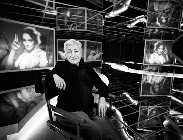 Die Filmregisseurin Helke Sander © Jim Rakete | Jim Rakete