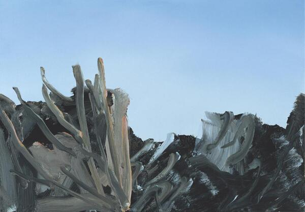 Gerhard Richter | Gerhard Richter 2018 (29062018) / Abstraktes Bild / 1984 / Privatsammlung