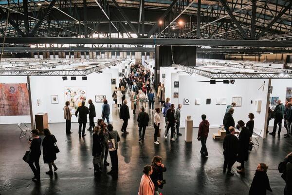 Positions Berlin Art Fair 2017 | Oana Popa
