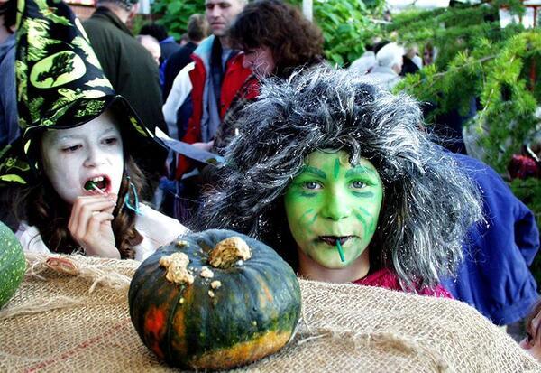 Halloween | Haas, Botanischer Garten und Botanisches Museum Berlin
