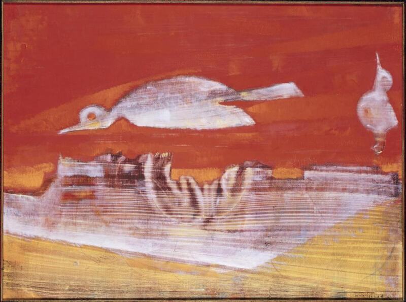 Max Ernst, Zeichendieb