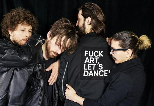 Fuck Art lets Dance | Katja Ruge