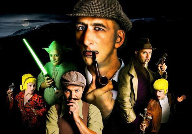 Sherlock Holmes und die Liga der außergewöhnlichen Detektive