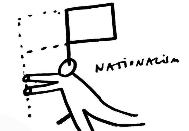 Global National – Kunst zum Rechtspopulismus