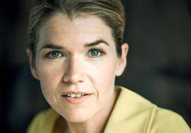Iris Berben trifft Anke Engelke