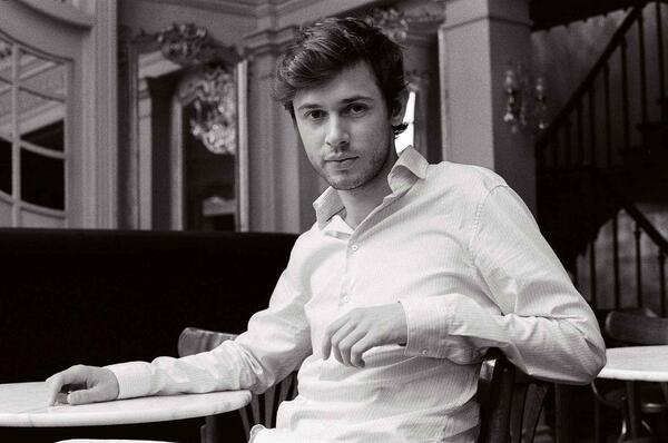 Maxime Pascal   Foto: Guillaume de Sardes