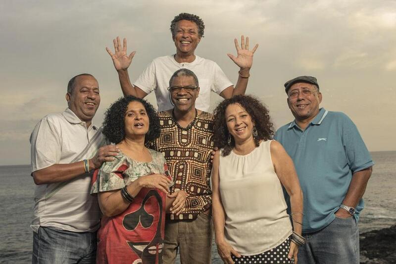 Wassermusik – Black Atlantic Revisited: Mario Lucio & Simentera, Lechuga Zafiro