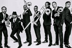 Hypnotic Brass Ensemble | RAY YAU