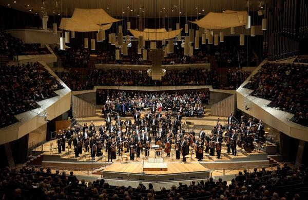 Deutsches Symphonie-Orchester Berlin | Kai Bienert