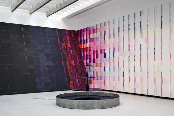 Artist Talk mit Caline Aoun | Luis Do Rosario