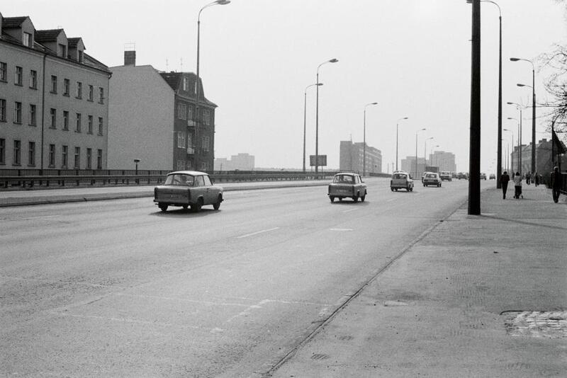 Ost/West Berlin