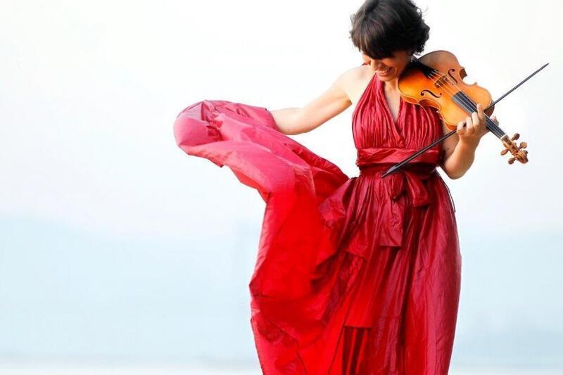 Freiburger Barockorchester, Ltg. Amandine Beyer (Violine)