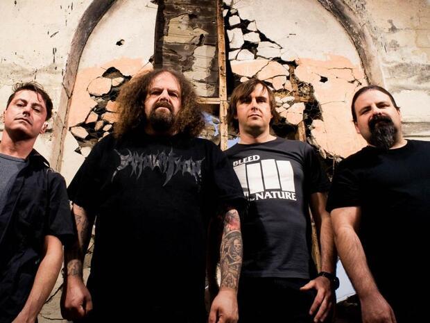Napalm Death, Eyehategod, Misery Index
